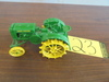John Deere GP On Steel 1/16 Scale Toy