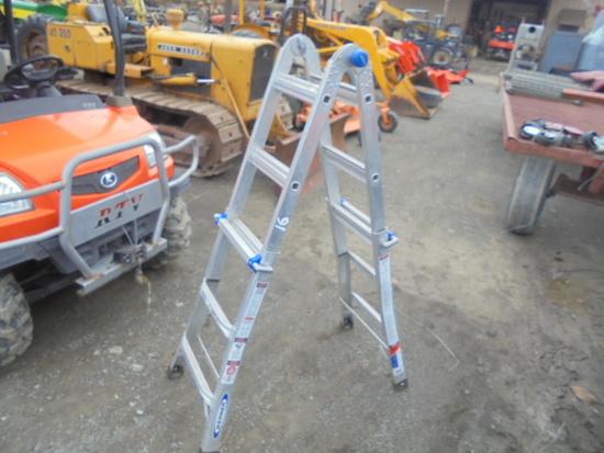 Werner 13' Aluminum Ladder