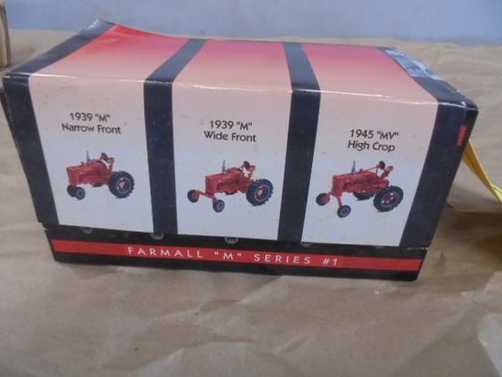 Farmall M Series 1 NIB 1/64 Toy
