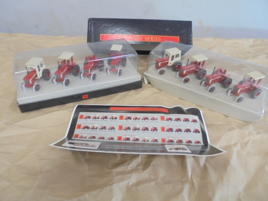 (2) International 66 Series 1/64 Collector Sets