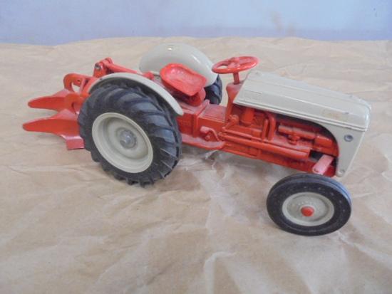 Ford 8N w/ 2x Plow, ERTL 1/16