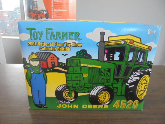 John Deere 4250 Toy Farmer NFMS Show Edition