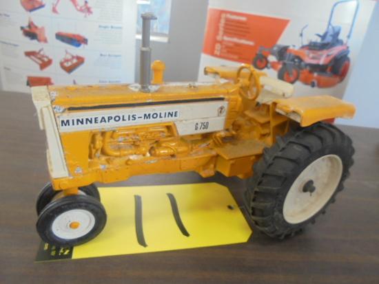 Minneapolis Moline G750 Toy