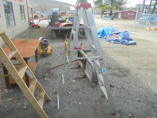 Werner 6' Alluminum Ladder