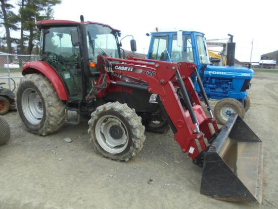 Virtual Farm & Construction Equipment Auction