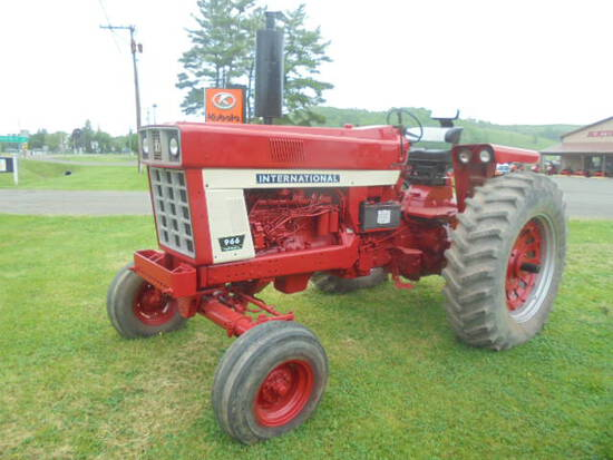 Large Farm & Construction Equipment Auction