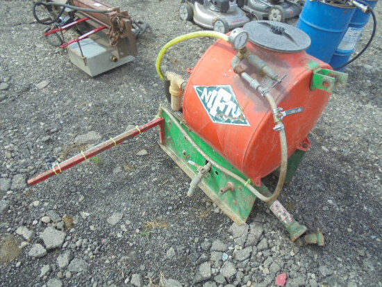 Nifty 25 Gal 3pt Sprayer w/ Pto