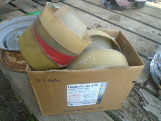 Box Of Air Cleaner Bowls