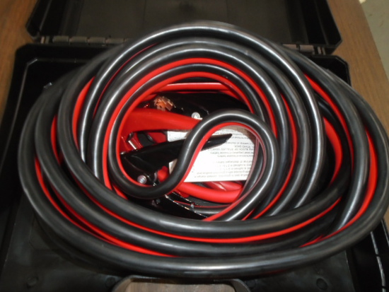 New Extra Heavy Duty 800 Amp 25' Jumper Cables