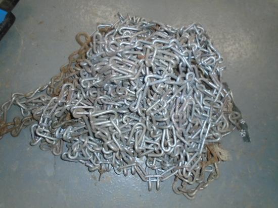 Tire Chains Off 4 Wheeler