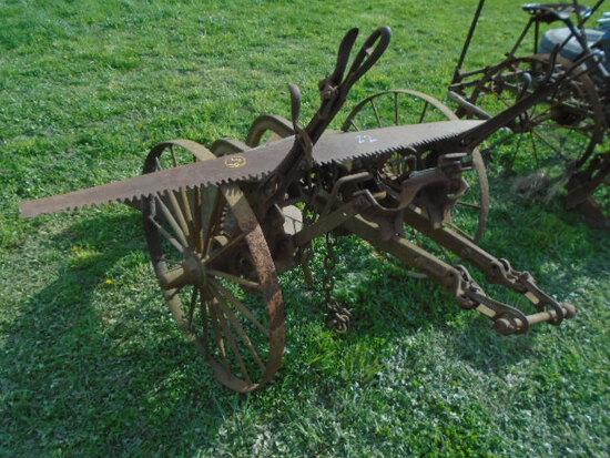 2 Way Horse Drawn Plow