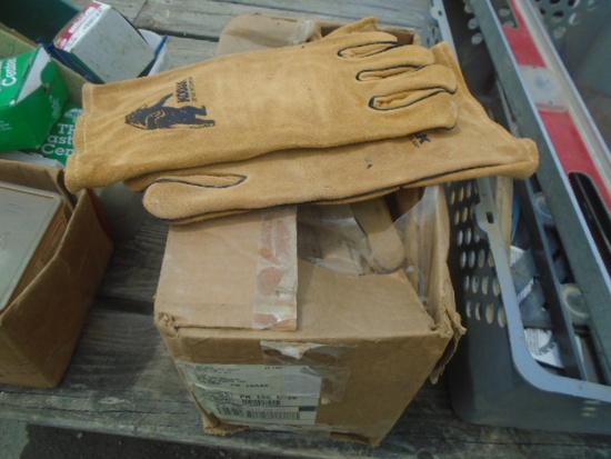 Several Pairs Of Kodiak Welding Gloves