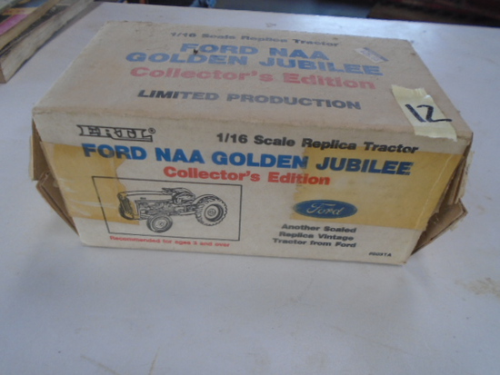 Ford Golden Jubilee Toy