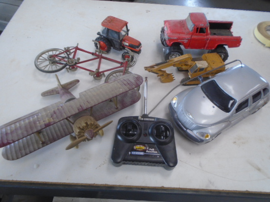 Misc. Toy Lot