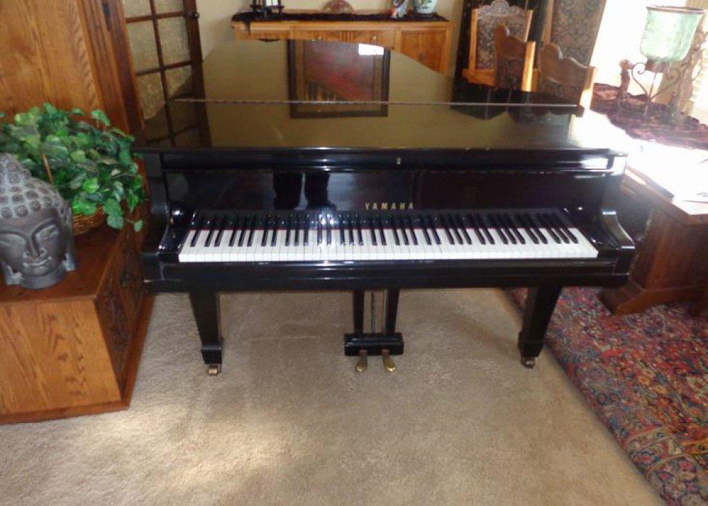 Insurance Claim: Yamaha G3 Grand Piano