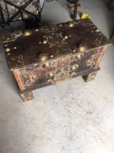 1736 Dutch Chest