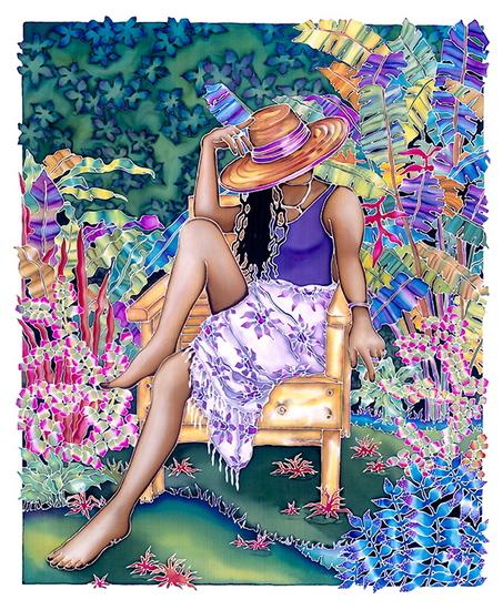 Susan Patricia (Hawaii) A Daydream Away