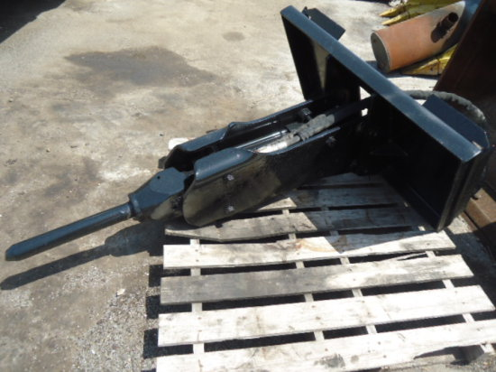 Hammer Break Hydraulic for Skid Steer Loader