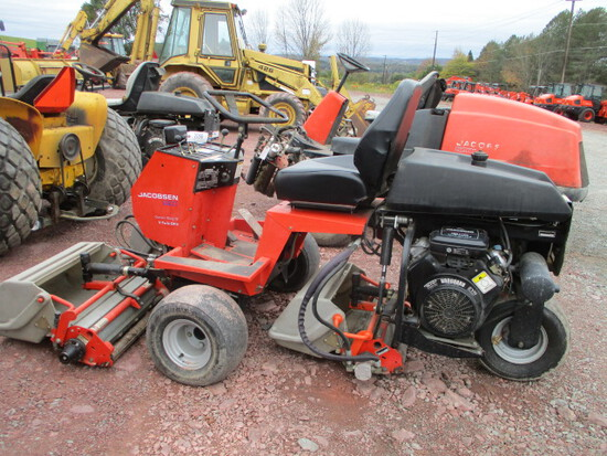 JACOBSEN GREENS KING IV MOWER