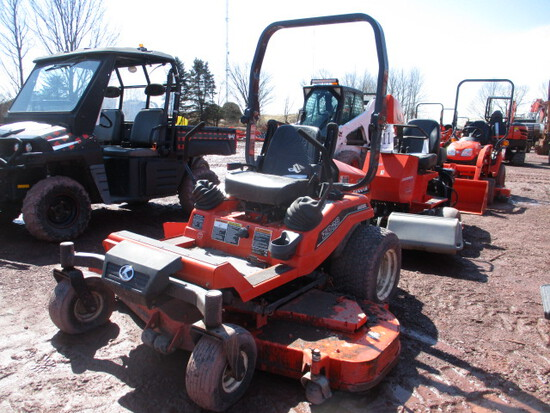 KUBOTA ZD28F ZERO TURN MOWER