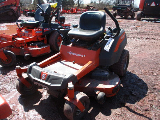 HUSQVARNA Z248F ZERO TURN MOWER,
