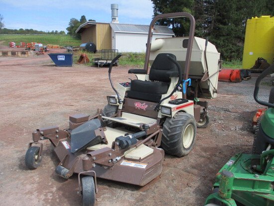 GRASSHOPPER 723K H2 ZERO TURN MOWER,