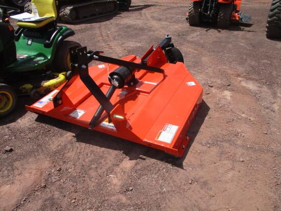 Titan 1205 Rotory Mower s/n 94903