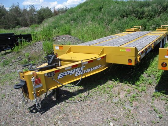 Eager Beaver  20XPT 20 ton trailer