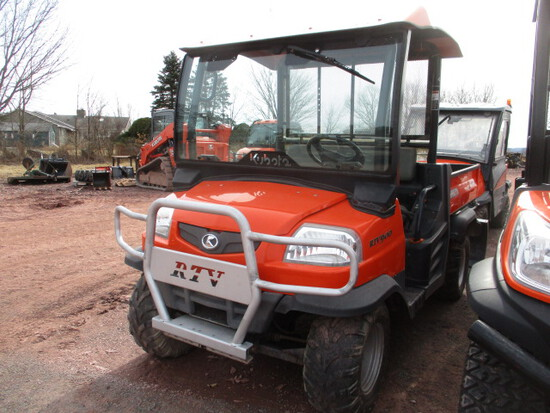 KUBOTA RTV900G6-K UTILITY VEHICLE,