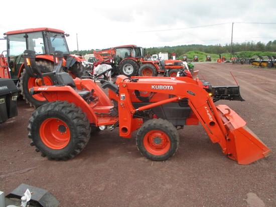 Kubota L2800HST-R Tractor w/loader