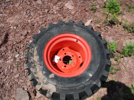 Tire and Rim 26X12.00-12