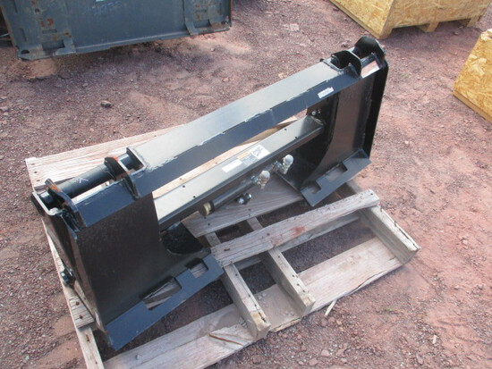 HLA Skid Steer to Euro attachment