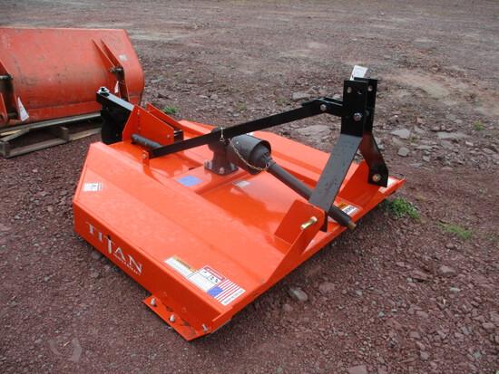 2020 Titan Mower