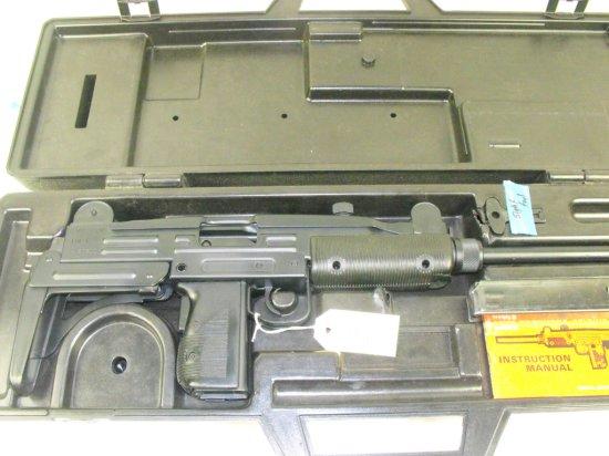 ACTION ARMS UZI IMI ISRAEL A 9MM PARA SEMI-AUTO CARBINE