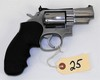 (R) SMITH AND WESSON 66-3 357 MAG REVOLVER