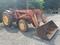 Belarus 420A Farm Tractor w/Leon 636 Front End Loader