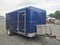 1999 Pace American 6 x 12 Cargo Trailer