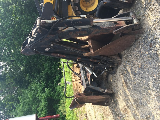 New Holland Backhoe Skidloader Attachment