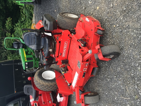 Gravely Promaster 260 zero turn mower