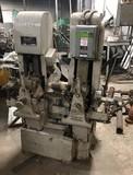 Production Machine Co. 484-2 2-Station Vertical Belt Sander