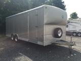 2006 8'x22' Wells Cargo Box Trailer