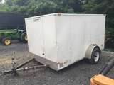 2006 6x10 cargo trailer