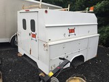 9 ft reading truck bed box