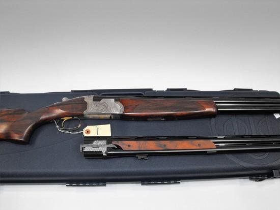 (R) Beretta 687 Silver Pigeon III 12 Ga.