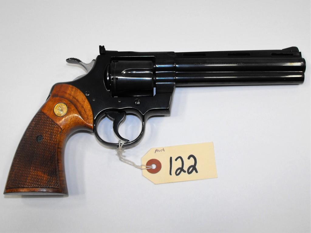 (R) Colt Python 357 Mag Revolver
