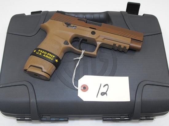 (R) Sig Sauer P320 M17 9MM Pistol
