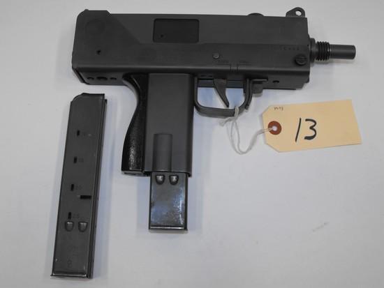 (R) Ingram MIOAI 9MM Pistol