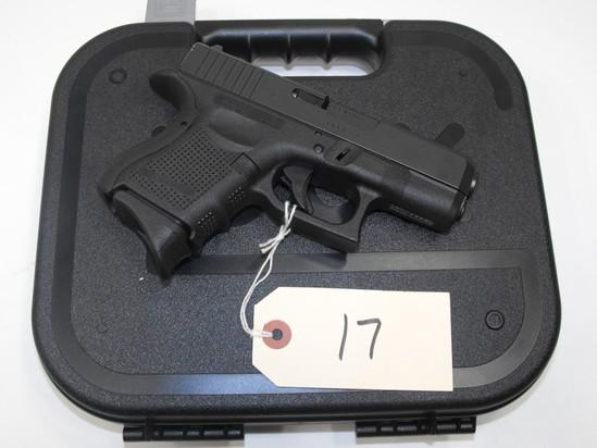 (R) Glock 27 Gen 4 40 Cal Pistol