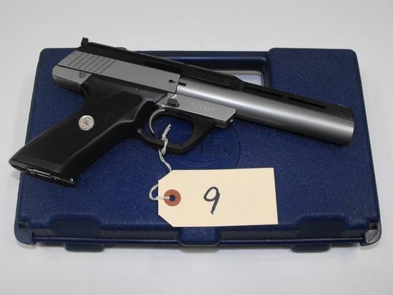 (R) Colt Target 22 LR Pistol