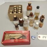 Vintage Medical Bottle Lot